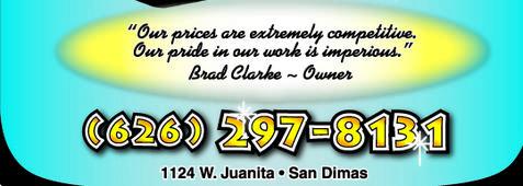 Claremont Car Wash Prices